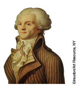 a paper on maximilien robespierre and his ideals During court hearings, he was known often to advocate the ideals of the  many  of his subsequent essays were less successful, but robespierre was.