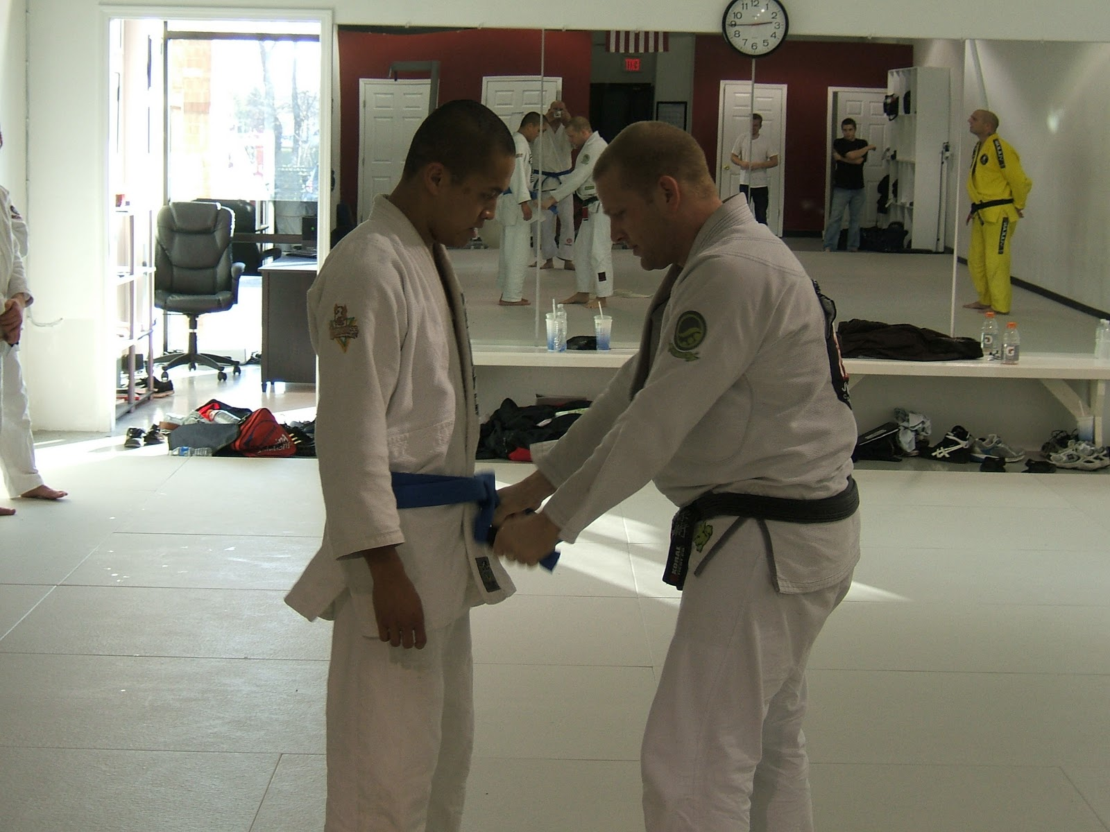 budo nord karate gi