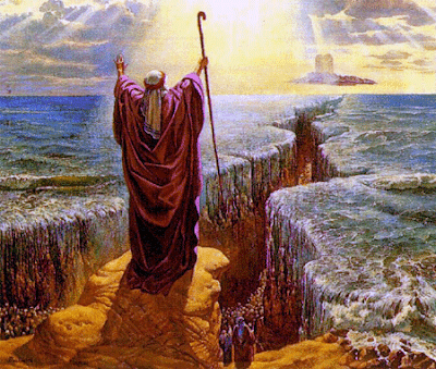 Biblijski likovi Mojsije