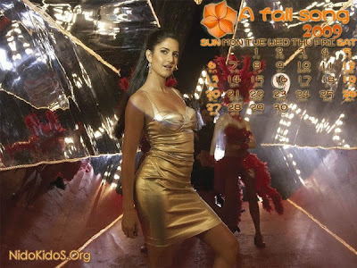 Katrina Kaif Official Calender Pictures