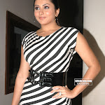 Namitha In Black Dress   Latest In Tollywood   Pictures/photos