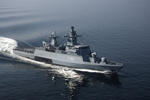 Type K 130 Ship Class Corvette Best Germany Ship