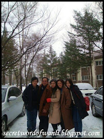 Family Potrait in Korea