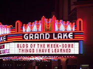 Blog Of The Week