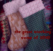 The Great Stocking Swap 2010