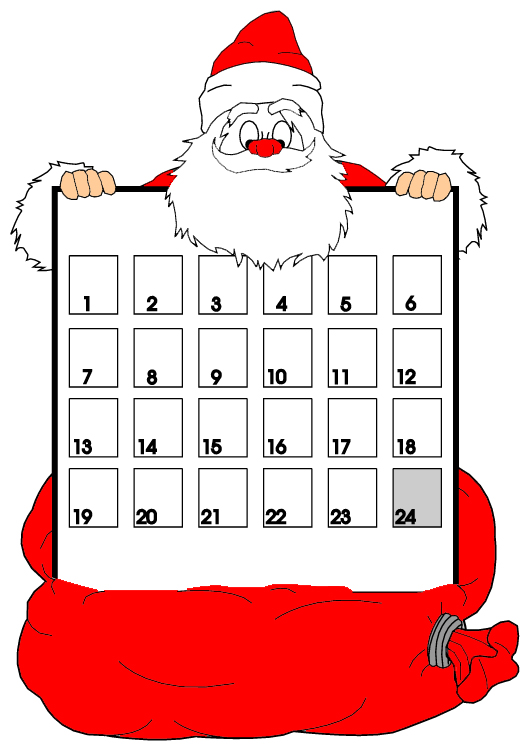 39 days until christmas - How Many More Days Until Christmas 2014