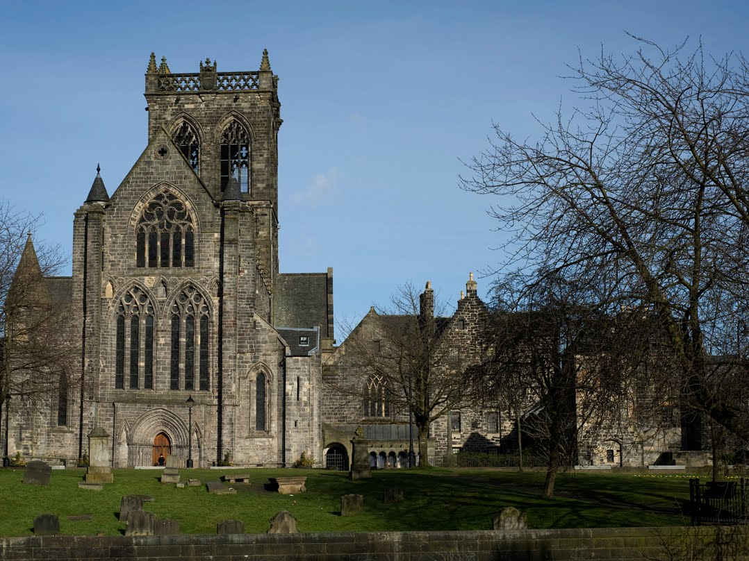 Paisley abbey for Paisley house