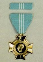 Gold Cross Medal