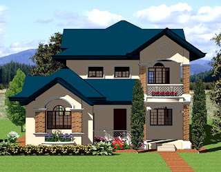 3D House Modelling. Well For Me When It Comes To Rendering Your Model In  AutoCAD U2013 It Takes A Lot Of Adjustmentu2026 I Usually Use Only The Sun Light  Options ...