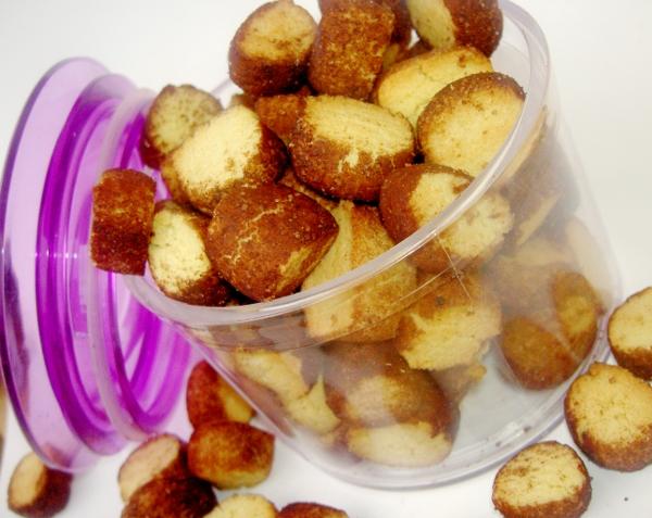 biscottini di frolla con farina di riso