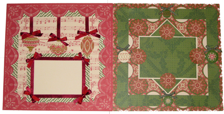 Vintage paris market anna griffin holiday traditions - Scrapbooking paris boutique ...