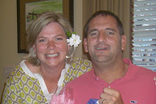The Husband and me at my Surprise 40th Birthday Party