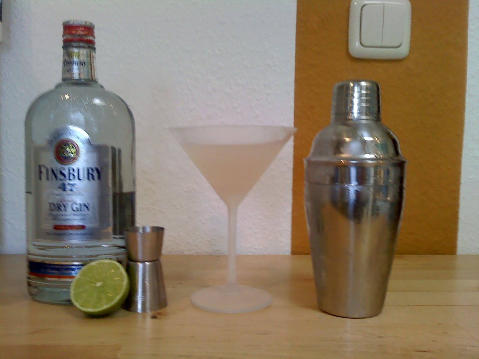 Cocktailshaker Cocktailmixer Cocktail Mixbecher Edelstahl mit DTGN 01