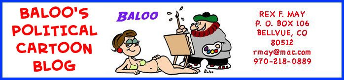 BALOO'S CARTOON BLOG
