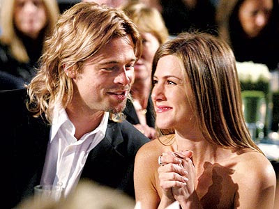 brad pitt jennifer aniston wedding brad - Jennifer Aniston Wedding Ring