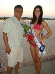 Vereador Edmundo Presente no Garota Verão Fase Municipal