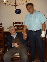 Presidente do Legislativo Visita Dr. Mário Ortiz de Vasconcellos