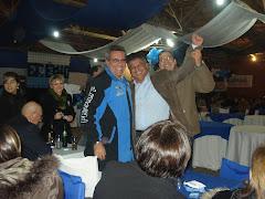 Vereador Edmundo da Rosa e Mazarope Ex. Goleiro do Grêmio