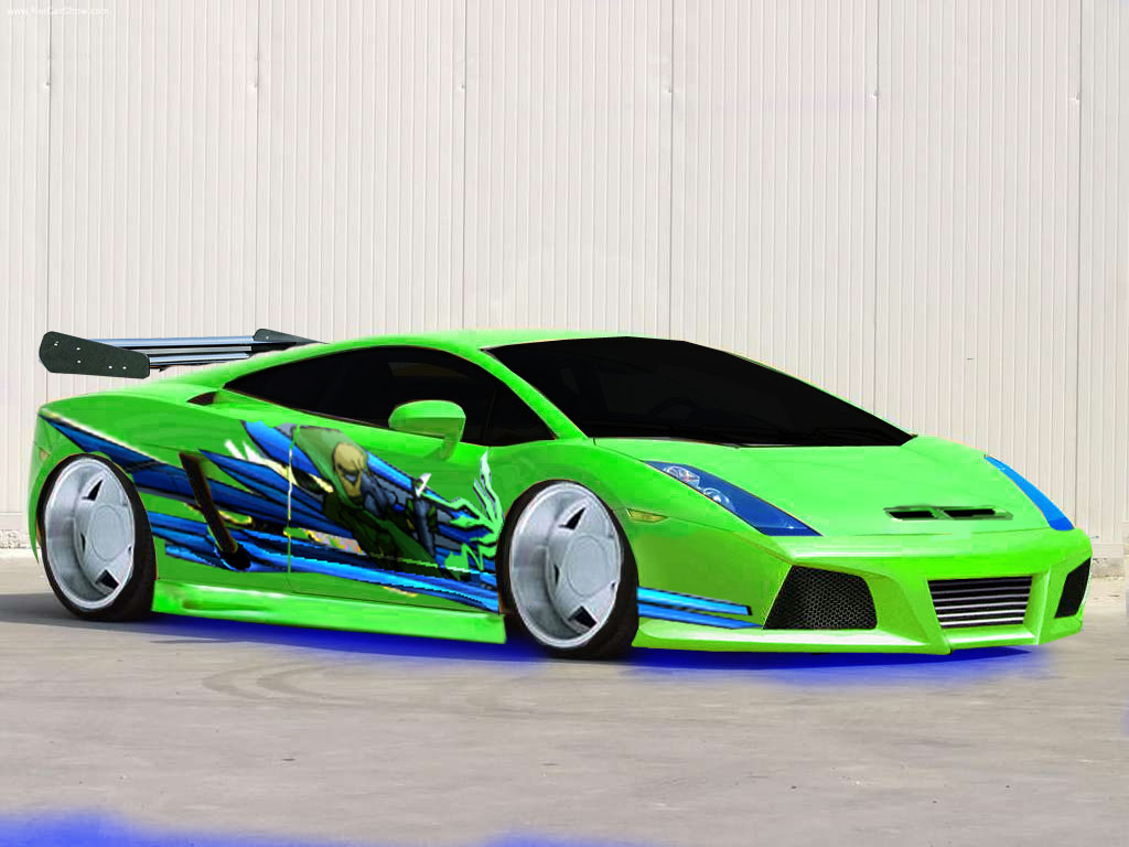 Autos Lamborghini
