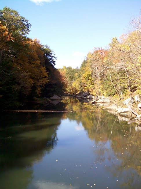 McConnells Mill - Slippery Rock Creek