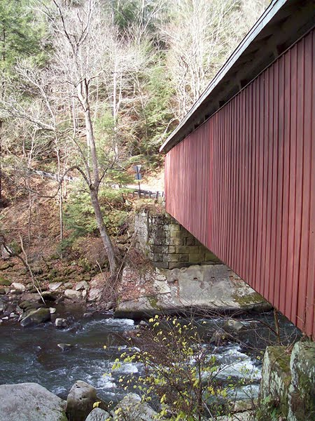 Covered Bridge - McConnells Mill