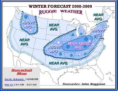 North Carolina Winter Weather Forecast