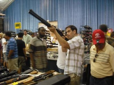 Rubio-gun-show