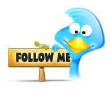 You SHOULD FOLLOW ME on Twitter!