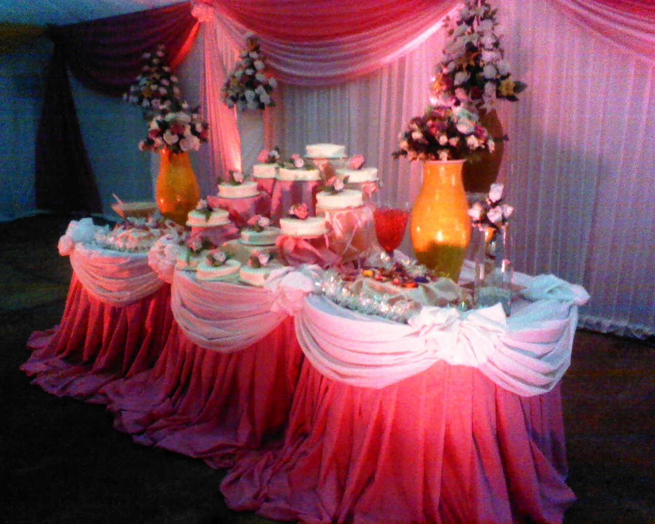 Decoracion de mesa para quince mesa de postres xv a 241 - Decoraciones de mesas ...