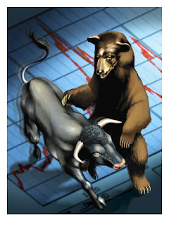 The Bulls & The Bears - Fighting In Indian Stock Markets
