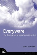 cover of Everyware by Adam Greenfield