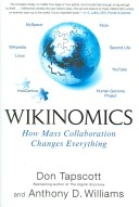 cover Tapscott and Williams Wikinomics