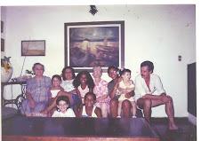Foto antiga de familia