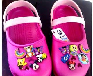 Crocs * Disney (Btukar Kaler!!??)