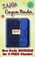 Save At Home Mommy Binder