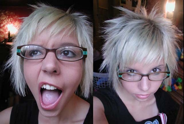 Latest Emo Hairstyles. What is Emo ??? A word which was unfamiliar few years