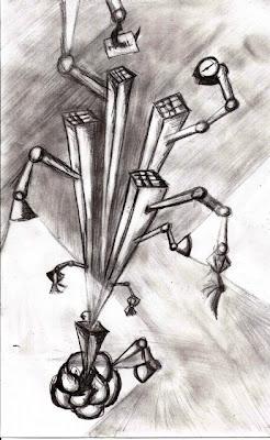 Dibujo by Cai - gracias!
