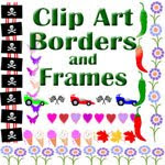 Clip Art Borders at Squidoo