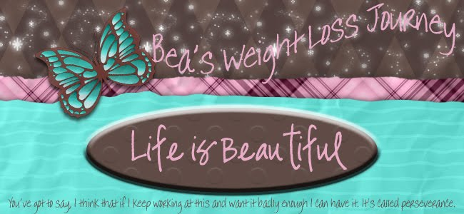 Bea's Weight Loss Journey