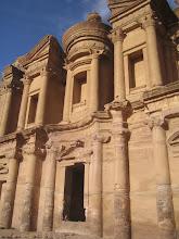 The Monastery - Petra - Jordan-