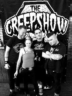 The Creepshow studio albuns