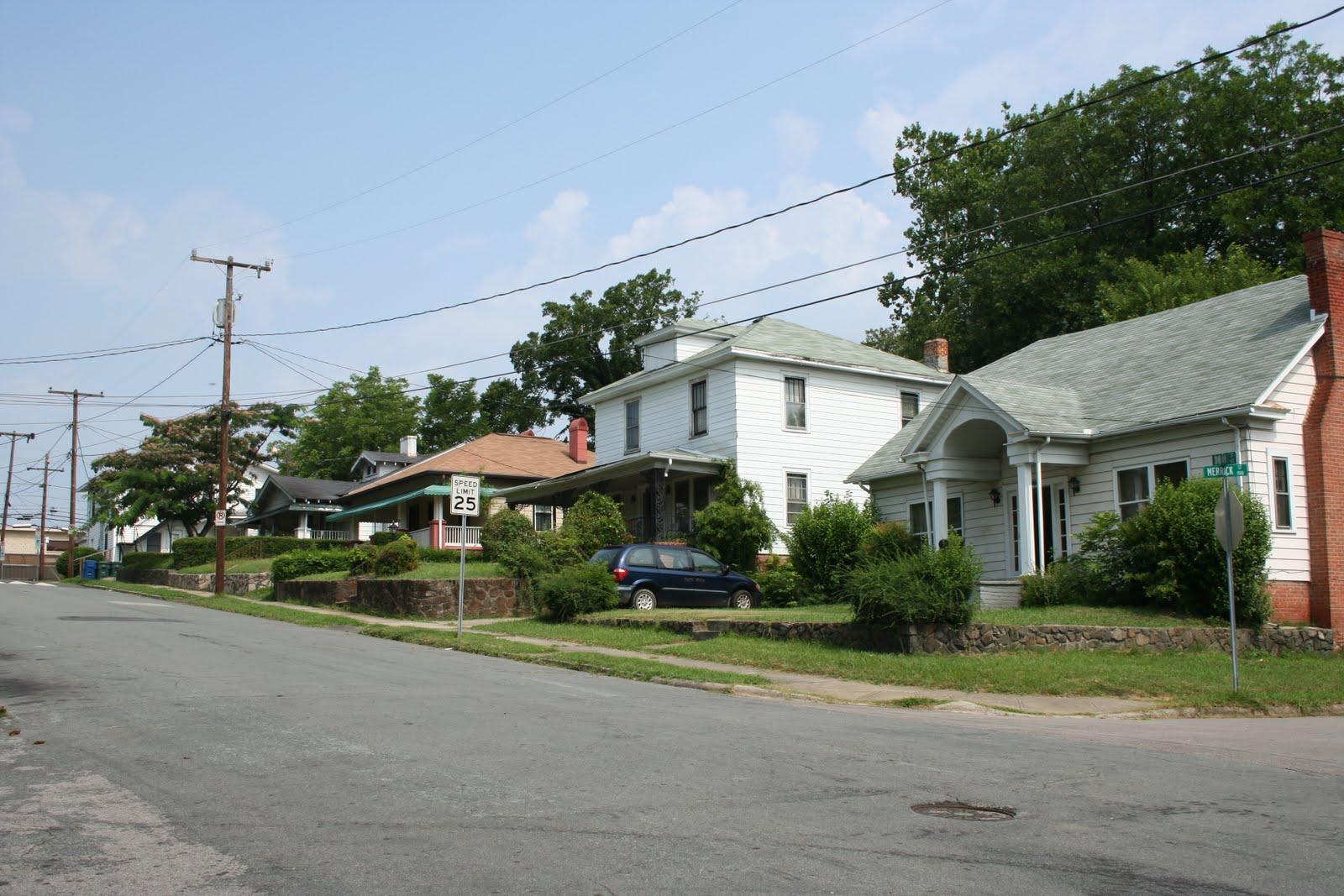 Hmwpreservation Stokesdale Historic District Durham Nc