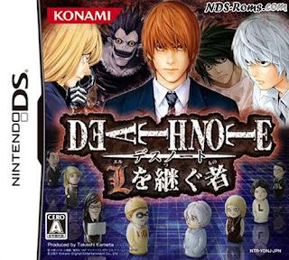 Juegos de anime para todas las consolas. nds