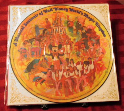walt disney world resort official album. 1) The Walt Disney World Band