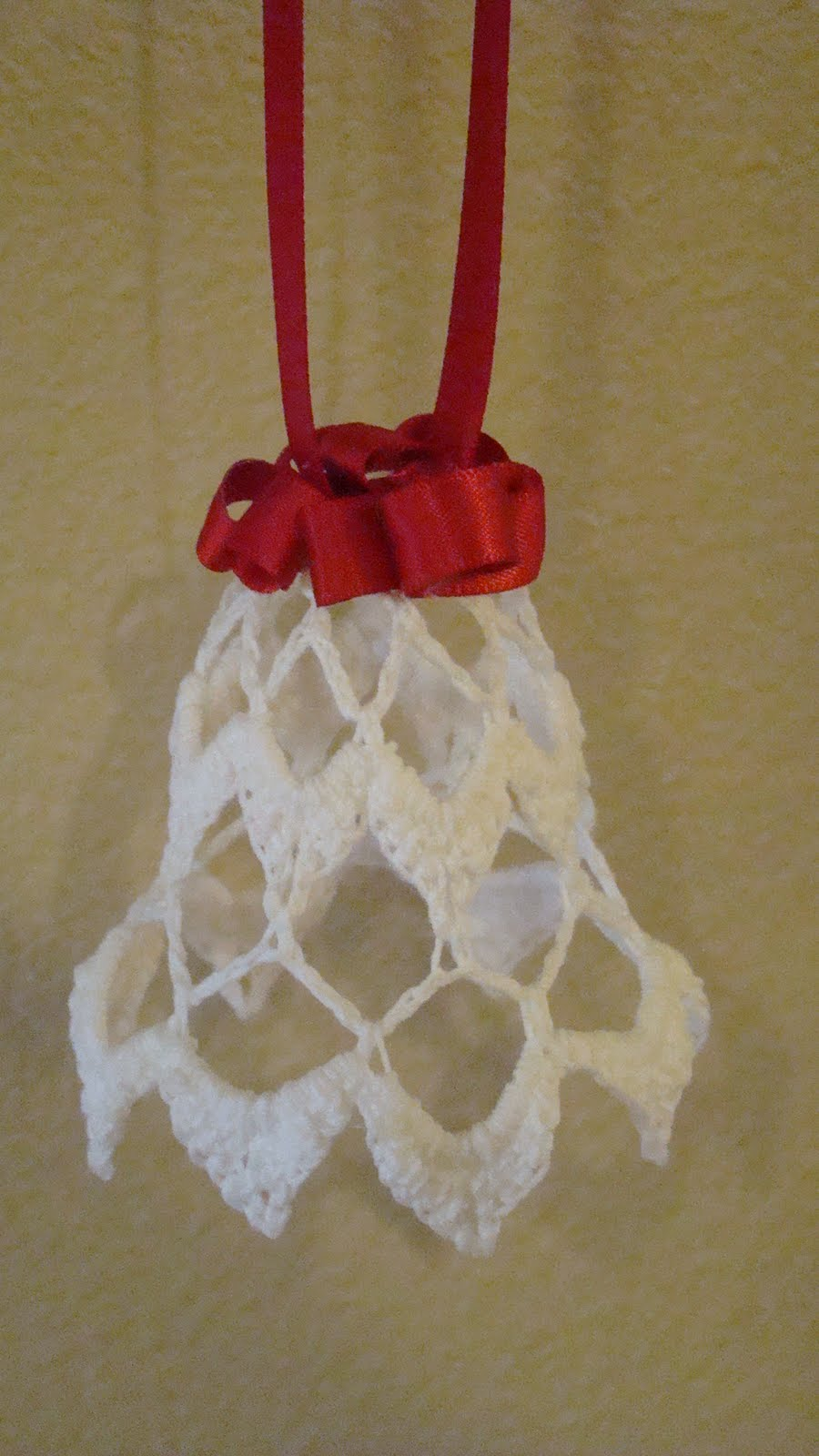 Crafts by starlight christmas bell