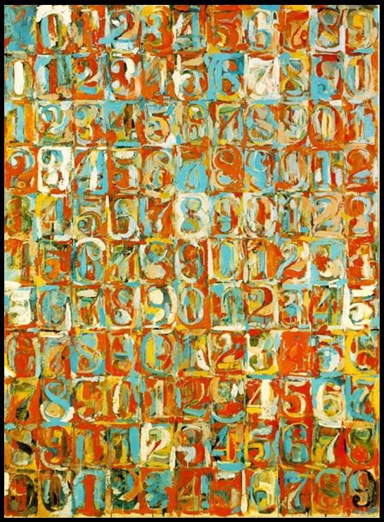 eliso mundo del arte jasper johns