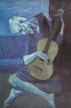 El guitarrista viejo