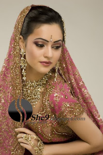 Blossom Style Inspiration By A Design Queen Indian Bridal Makeup