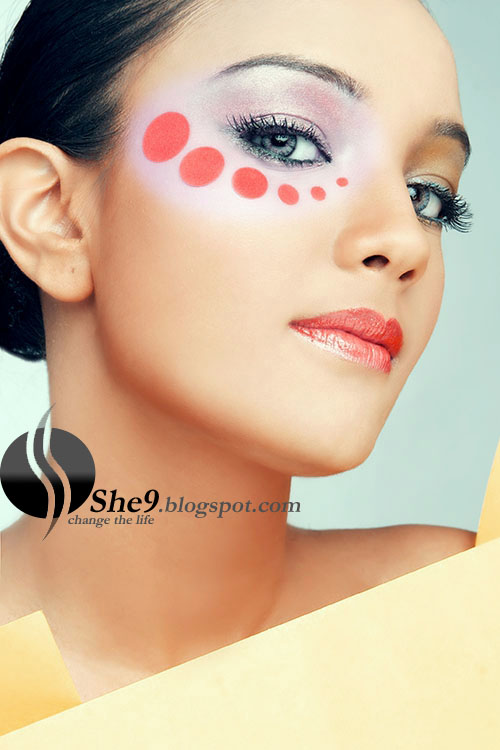 Sprees Fashion Style Party Makeup Fancy Party Make Over