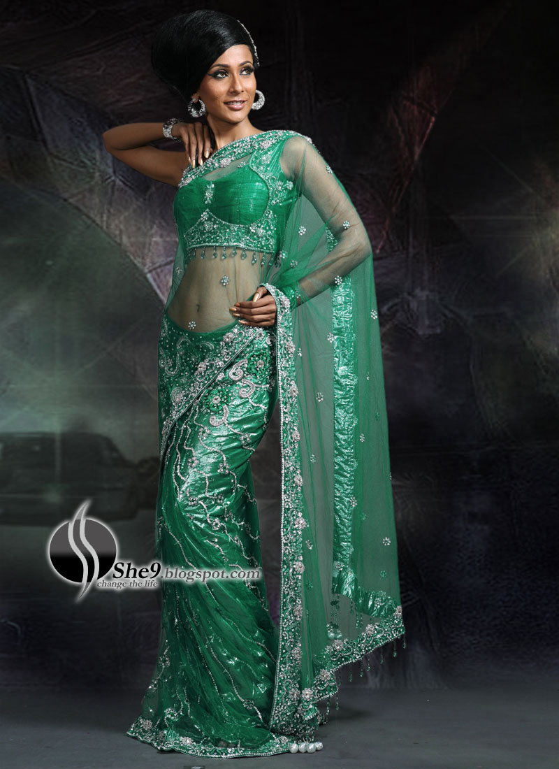 Saree Designs Latest Indian Saree Fashion 2010 Indian Fashion Dresses